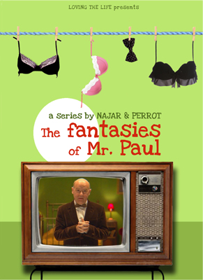 affiche LES FANTAISIES DE M. PAUL///THE FANTASIES OF Mr. PAUL